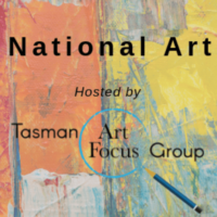 Tasman National Art Awards Logo 2